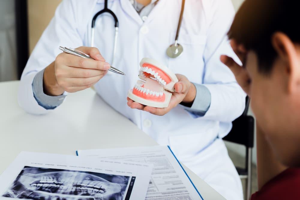 牙周病掉牙該怎麼辦?